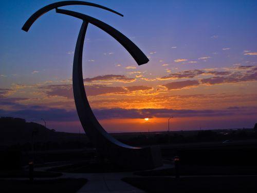 Sunset 2009.9.4. 1865