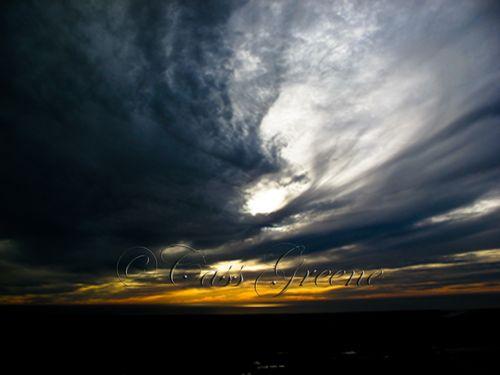 Sunset Jan 1 2010